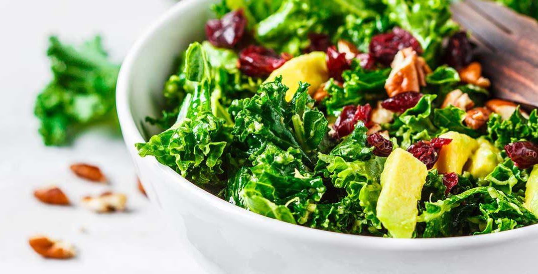 Jarmuż z warzywami