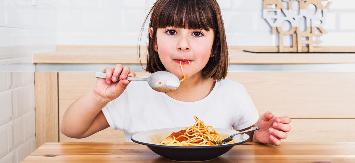 12 zasad karmienia dzieci