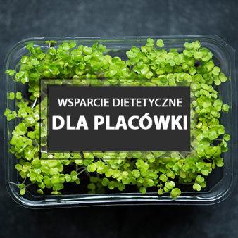 warsztaty dietetyczne dla placówek