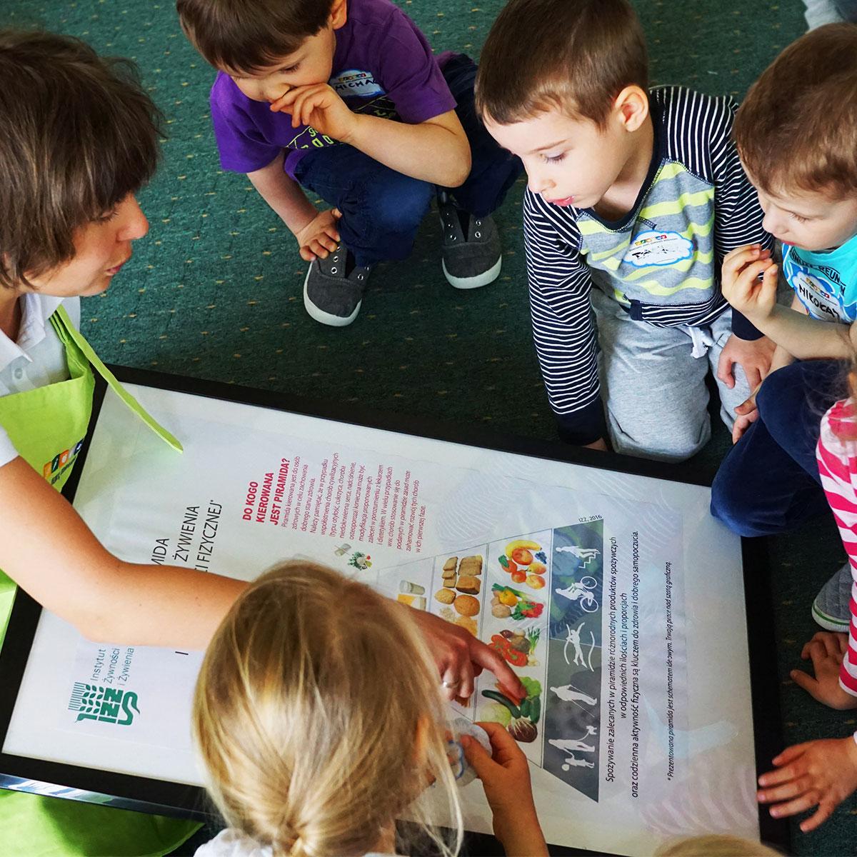 warsztaty dla przedszkola
